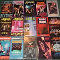old metal vhs collection  Tape / Vinyl / CD / Recording etc