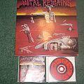 Vital Remains - Tape / Vinyl / CD / Recording etc - Vital Remains let us pray original vinyl and cd pressings