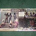 THE MENTORS - Tape / Vinyl / CD / Recording etc - The Mentors VINYL