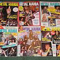 Metal Mania magazine old issues Other Collectable