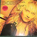 Doro - Tape / Vinyl / CD / Recording etc - Doro autographed vinyl