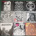 "Oppressor - Tape / Vinyl / CD / Recording etc - death metal 7""s from the 90s"