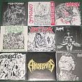 """Amorphis - Tape / Vinyl / CD / Recording etc - death metal and grind 7""""s from the 90s"""