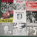 "Brujeria - Tape / Vinyl / CD / Recording etc - death,crust and thrash metal 7"" from the 90s"