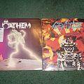 Anthem - Tape / Vinyl / CD / Recording etc - Anthem and Genocide vinyl