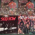 Skid Row - Tape / Vinyl / CD / Recording etc - Dangerous Toys and Skid Row vinyl
