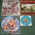 Hirax - Tape / Vinyl / CD / Recording etc - Hirax and Phantasm vinyl