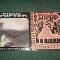 Pitchshifter - Tape / Vinyl / CD / Recording etc - Pitchshifter,Dirge vinyl