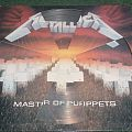 Metallica - Tape / Vinyl / CD / Recording etc - Metallica master of puppets diecut cover bootleg picture disc