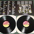 Metallica - Tape / Vinyl / CD / Recording etc - Metallica master of puppets music for nations double vinyl datefold cover 1987