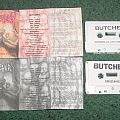 Butchery - Other Collectable - Buthery/Exuviate demos,cd and pro video etc