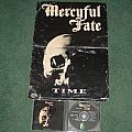 Mercyful Fate - Tape / Vinyl / CD / Recording etc - Mercyful Fate time singed cd and promo poster 1995