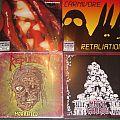 Metal Church - Tape / Vinyl / CD / Recording etc - Carnivore,Repulsion,Metal Church all 4 are double vinyl sets