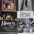Hades - Tape / Vinyl / CD / Recording etc - Hades recent reissue of live on location plus dan lorenzo solo cd and hades 2...