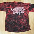 Cannibal Corpse - TShirt or Longsleeve - Cannibal corpse - 1998 tour allover shirt