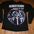 Acrostichon - TShirt or Longsleeve - Acrostichon - Engraved in black longsleeve