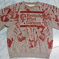 """Carcass - Kentucky Fried Carcass"""" sweatshir"""