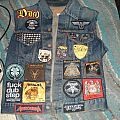 My patch vest