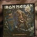Iron maiden Benjamin Breeg patch
