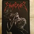 Emperor rider/ep/wrath of the tyrant official woven patch