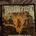 Cradle of filth damnation and a day patch