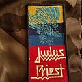 Judas priest screaming for vengeance vintage patch