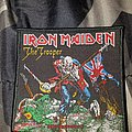 Iron Maiden - Patch - Iron maiden the trooper 2011 patch