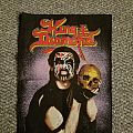 King Diamond Vintage Official Backpatch