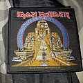 Iron Maiden - Patch - Iron maiden powerslave 2007 patch