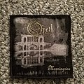 Opeth morning rise patch