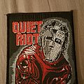 Quiet riot- metal health vintage patch