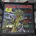 Iron Maiden - Patch - Iron maiden killers patch