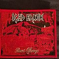 Iced Earth - burnt offerings patch