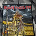 Iron Maiden - Patch - Iron maiden iron maiden patch