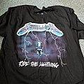 Metallica ride the lightning shirt