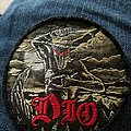 Dio holy diver vintage circle patch