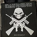 Iron Maiden - Patch - Iron maiden a matter of life and death patch