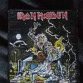 Iron Maiden - Patch - Iron maiden no prayer on the road/hooks in you patch