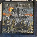 Iron Maiden - Patch - Iron Maiden- A Matter of Life and Death woven patches