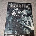 Cradle of Filth -Supreme Vampyric Evil poster flag Other Collectable