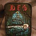 Dio dream evil vintage printed patch