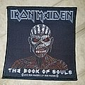 Iron maiden the book of souls patch
