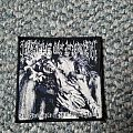 Cradle of filth the principle of evil made flesh woven patch