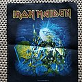 Iron maiden - live after death back patch new version