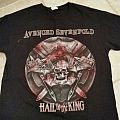 Avenged Sevenfold- Hail to the king tour