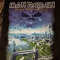 Iron Maiden - Patch - Iron maiden brave new world official backpatch