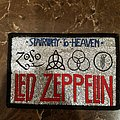 Led Zeppelin - Patch - Led zeppelin - stairway to heaven vintage patch
