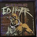 Iron Maiden - Patch - Iron Maiden the Ed hunter patch