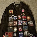 Battle jacket made for my girlfriend