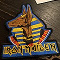 Iron Maiden - Patch - Iron Maiden anubis patch